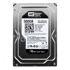 WD CAVIAR BLACK 500GB [WD5003AZEX]