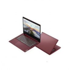 LENOVO IDEAPAD SLIM 3I 14IGL05 (N4020, 4GB, 256GB SSD, WIN10+OHS 2019, 14INCH) [81WH000MID] CHERRY RED