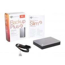 Backup Plus Slim Silver 5 TB [STDR5000301]