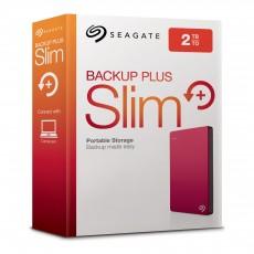 Backup Plus Slim Red 2TB [STDR2000303]
