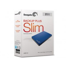 Backup Plus Slim Blue 2TB [STDR2000302]