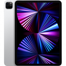 APPLE IPAD PRO 2021 (M1, 256GB, 11INCH, WIFI+CELL) [MHW83ZP/A] SILVER