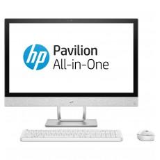 AIO PAVILION 24-R011D (I7, 4GB, 1TB, AMD 2GB, WIN10, 23IN) [3JU09AA]