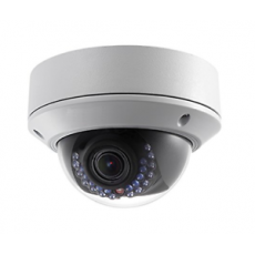 WDR Dome Network Camera with IR [DS-2CD2742FWD-IS]