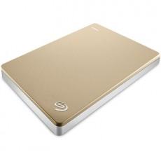Backup Plus Slim Gold 1 TB [STDR1000309]