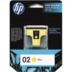 HP INK YELLOW 02 [C8773WA]