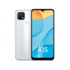 OPPO A15 (3GB, 32GB) PUTIH