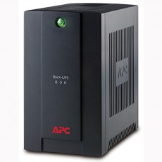 APC BACK-UPS 800VA, 230V, AVR, UNIVERSAL AND IEC SOCKETS [BX800LI-MS]